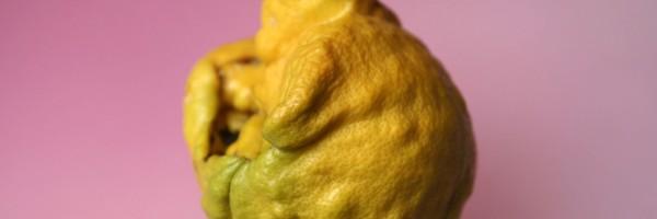 Limón feo